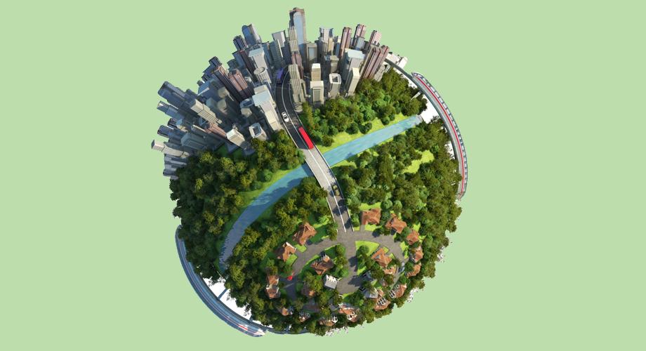 Το πράσινο στην πόλη